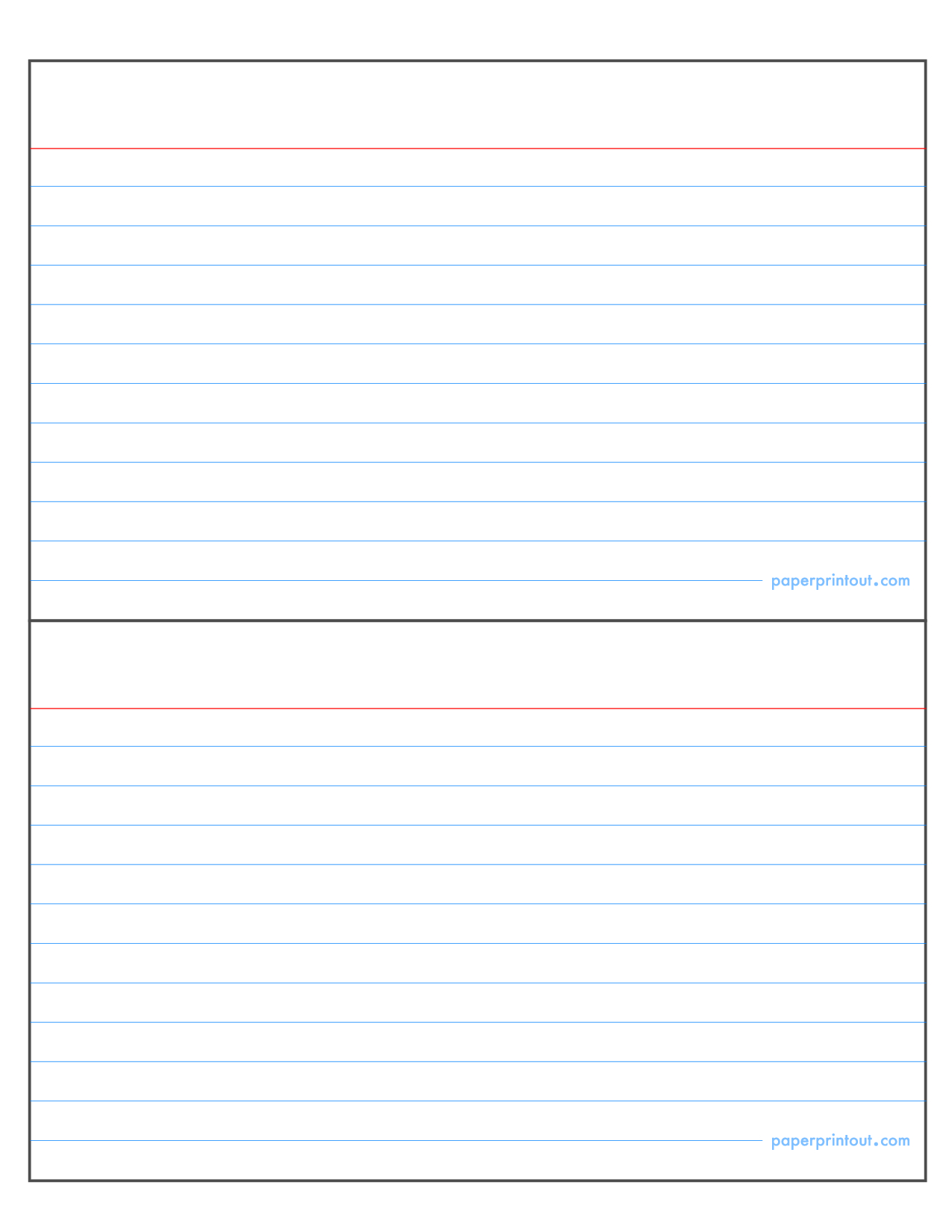 Printable 4X6 Index Cards Free   Download Them Or Print - Free Printable Index Cards