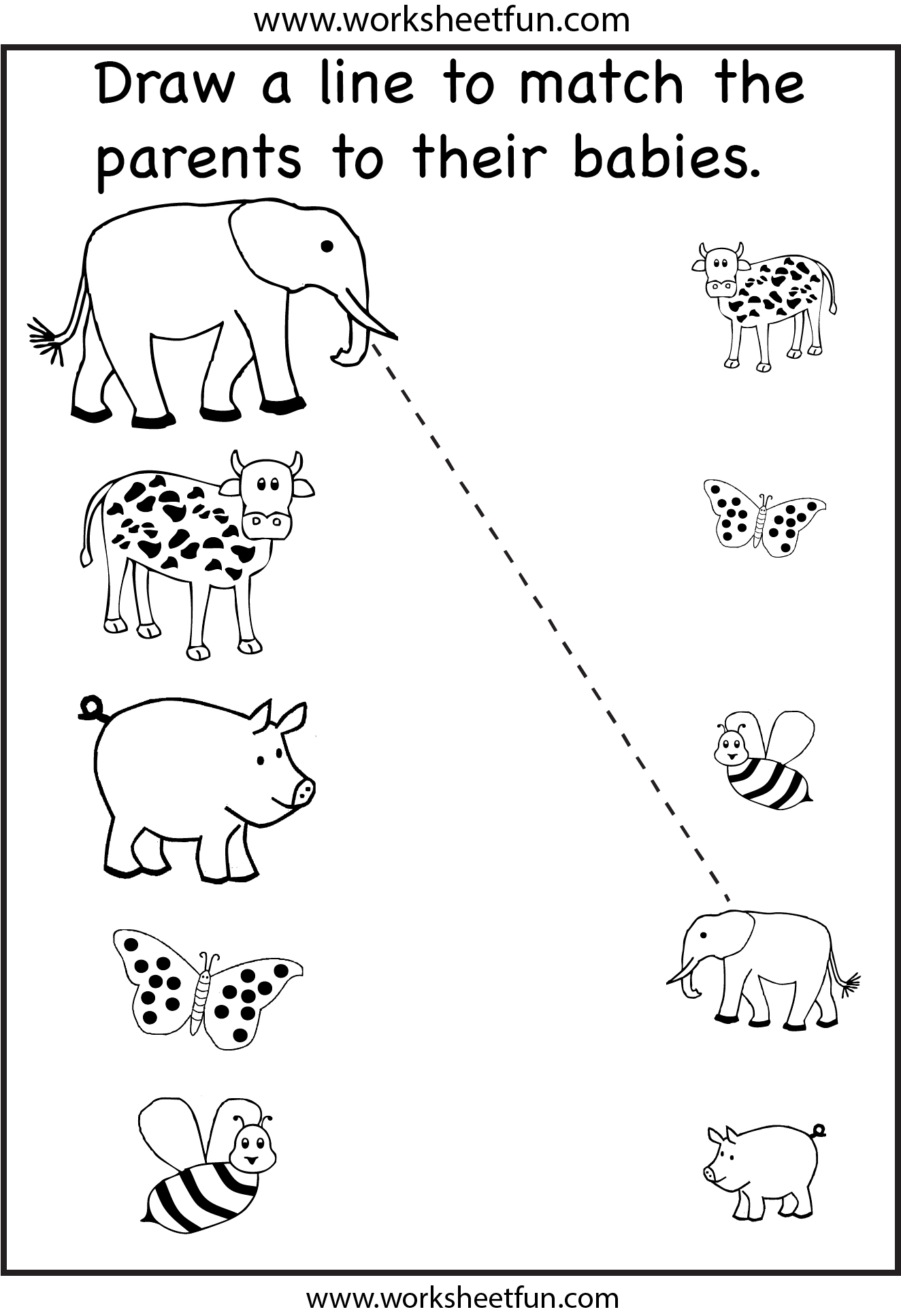 Printable Activities For Toddlers 7 #7768 - Free Printable Activities For Preschoolers