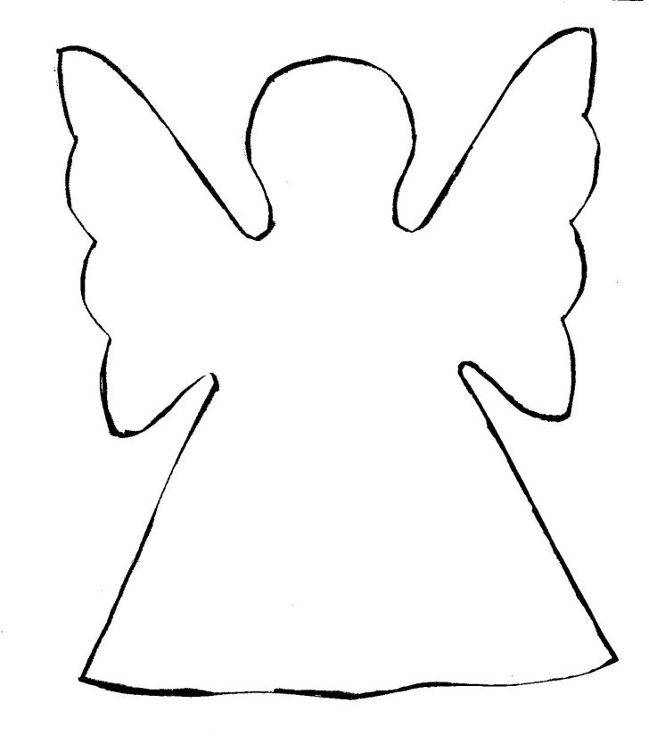 Free Printable Pictures Of Angels