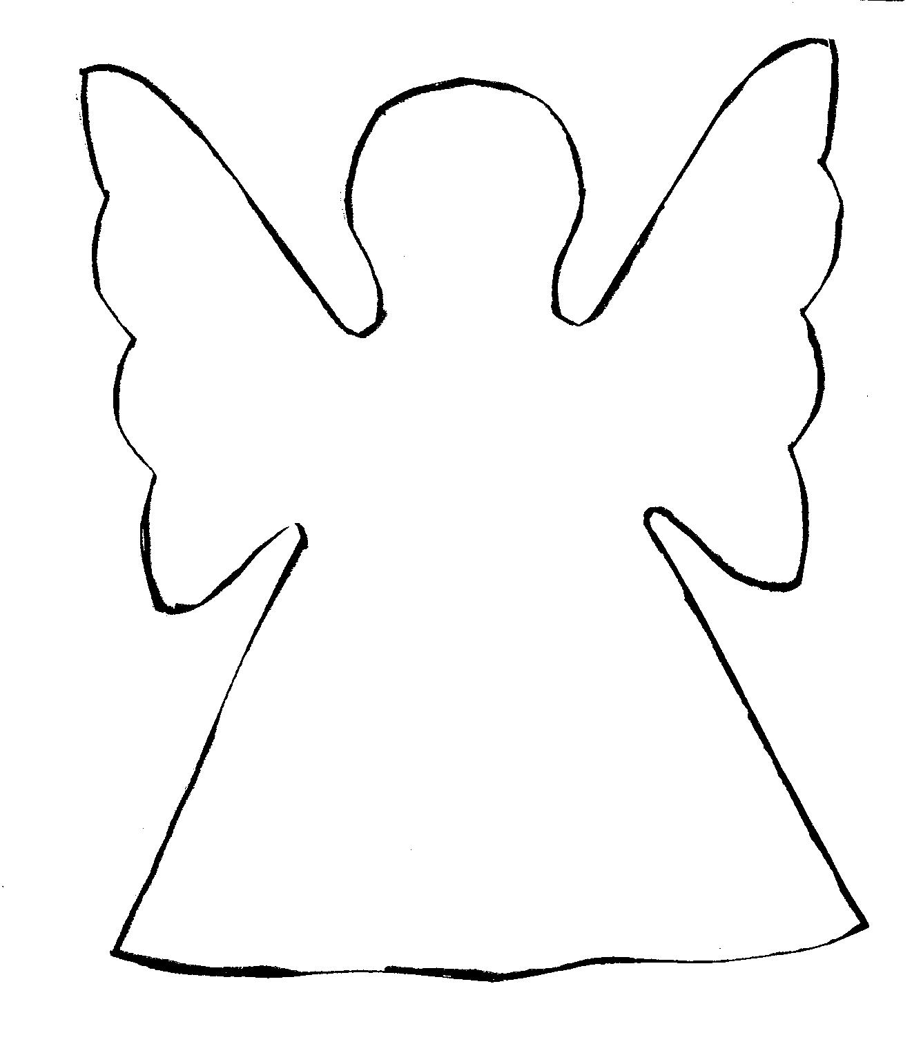 Printable Angel Pictures #4571 - Free Printable Pictures Of Angels