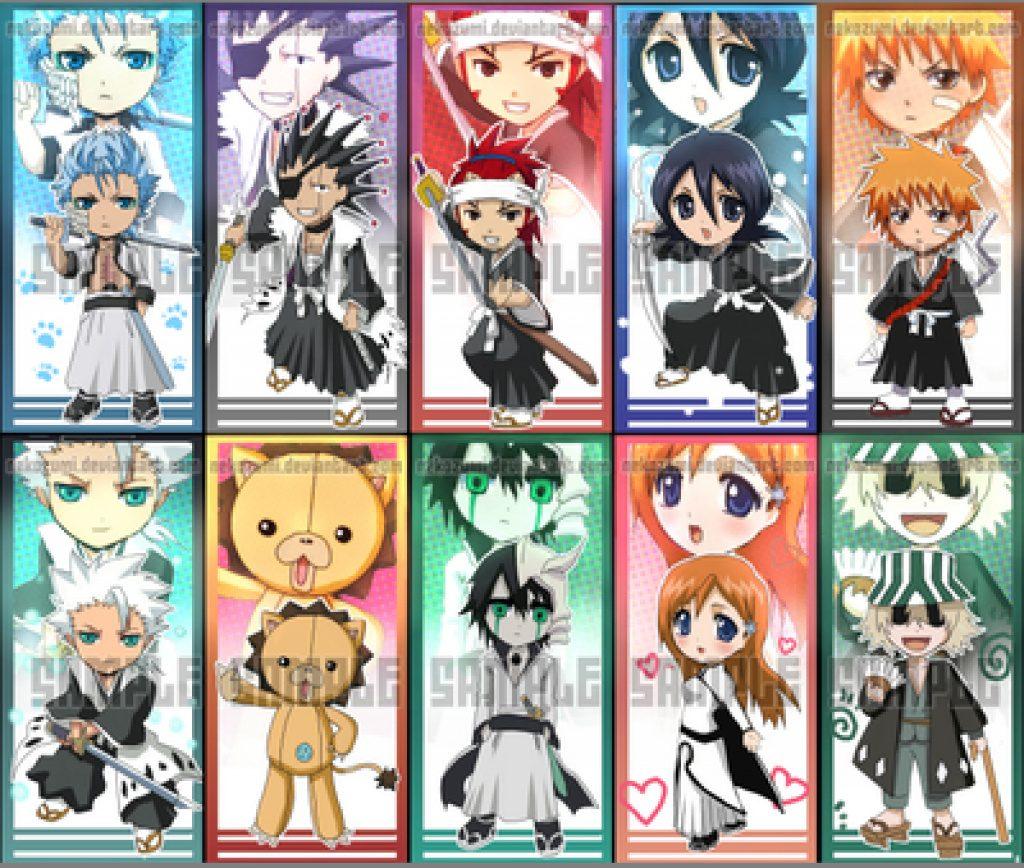 Printable Anime Bookmarks - Uma Printable In Anime Bookmarks - Anime Bookmarks Printable For Free