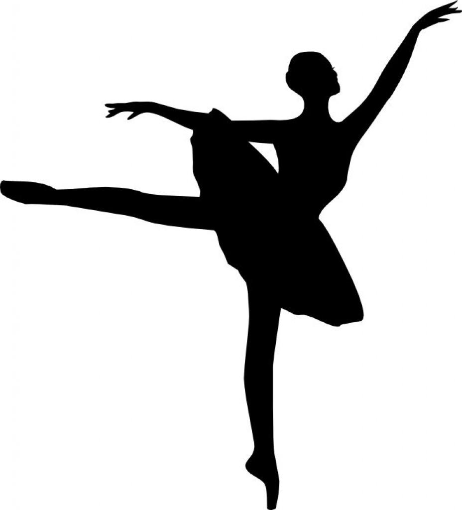 photo about Ballerina Silhouette Printable referred to as Totally free Printable Ballerina Silhouette Totally free Printable Obtain
