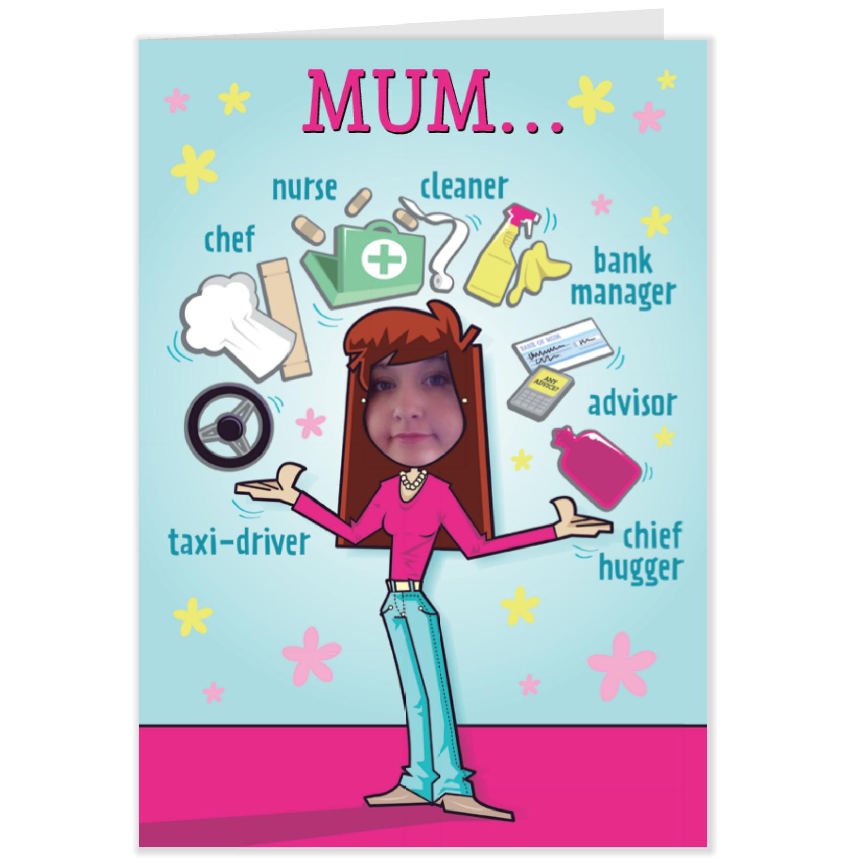 Printable Birthday Cards For Nurses | Download Them Or Print - Free Printable Birthday Cards For Mom