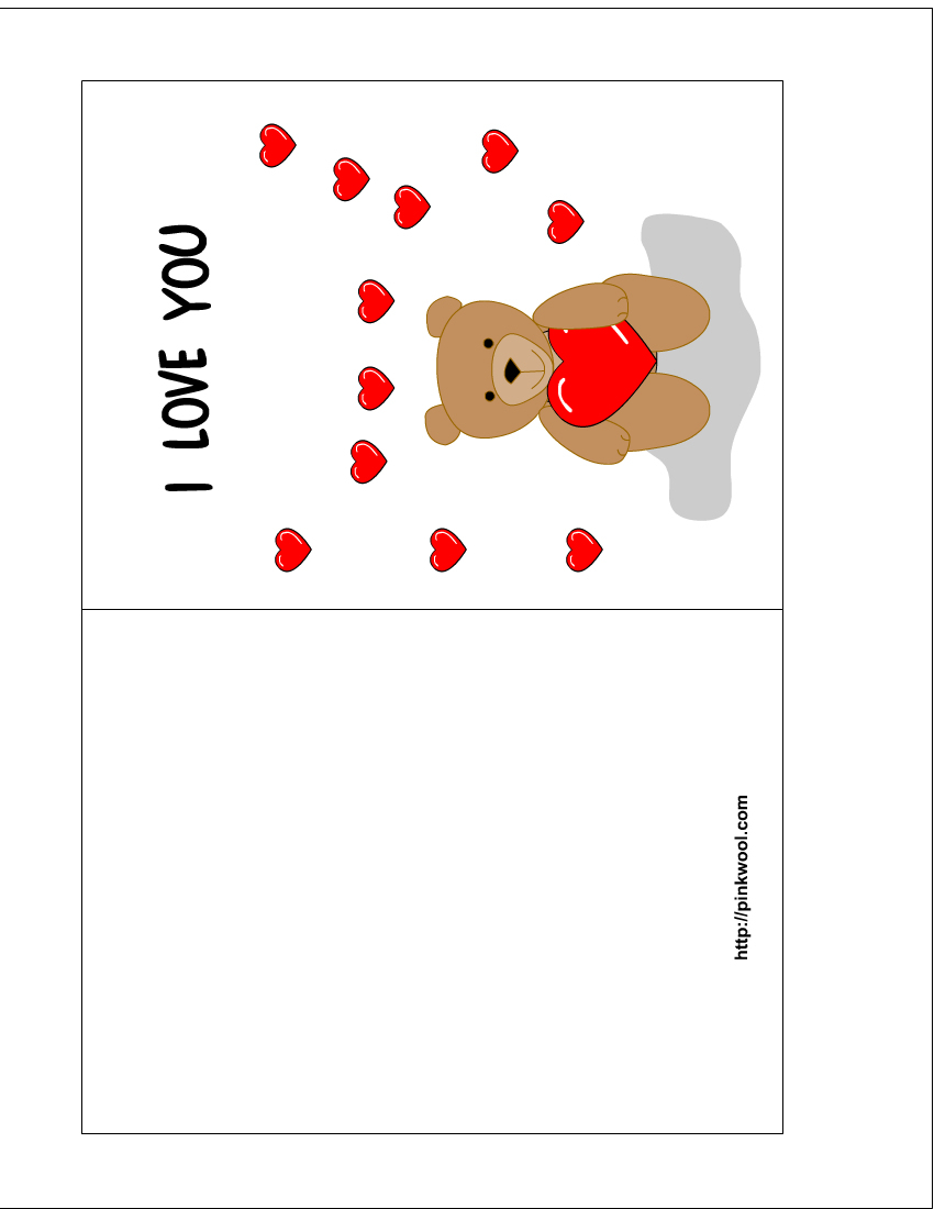 Printable Blank Greeting Cards Free | Download Them Or Print - Free Printable Hallmark Cards