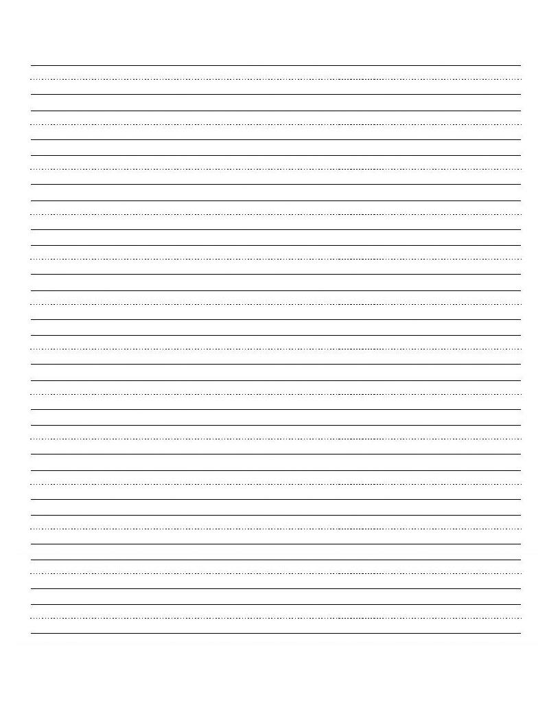 Printable Blank Writing Worksheet | Education | Pinterest | Cursive - Blank Handwriting Worksheets Printable Free