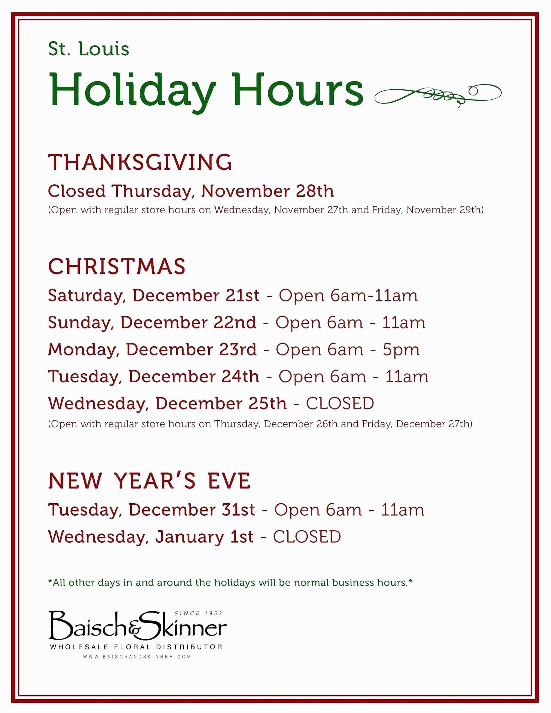 Printable Business Hours Sign Template Valid Business Sign Templates - Free Printable Business Hours Sign