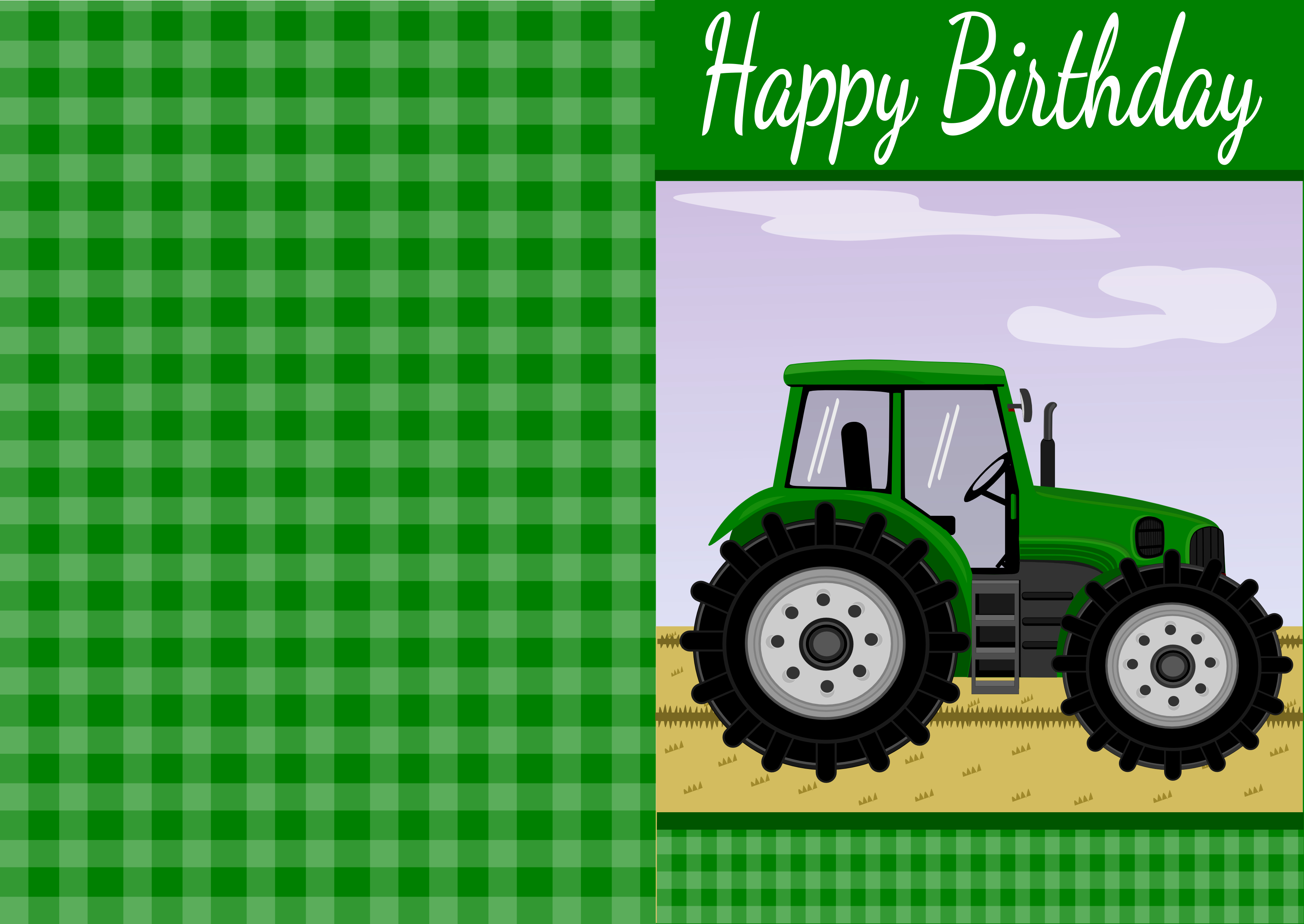 Printable Cards | Party Ideas | Free Printable Birthday Cards, Free - Free Printable John Deere Food Labels