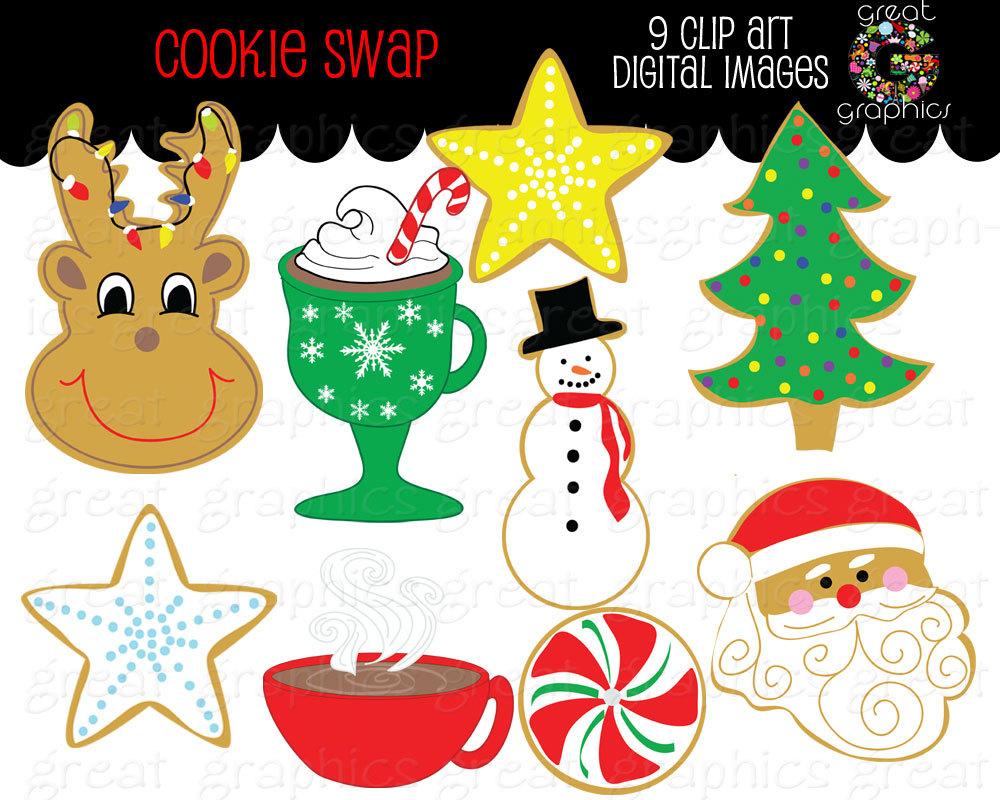 Printable Christmas Clipart - Free Printable Christmas Clip Art