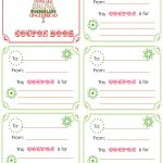 Printable Christmas Coupon Book. L Is Getting 15 Minute Added To   Free Printable Homemade Coupon Book