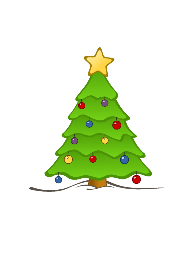 Printable Christmas Tree - 5 Free Templates In Pdf, Word, Excel Download - Free Printable Christmas Tree Template