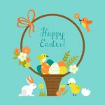 Printable Easter Card And Gift Tag Templates | Reader's Digest – Free Printable Easter Basket Name Tags