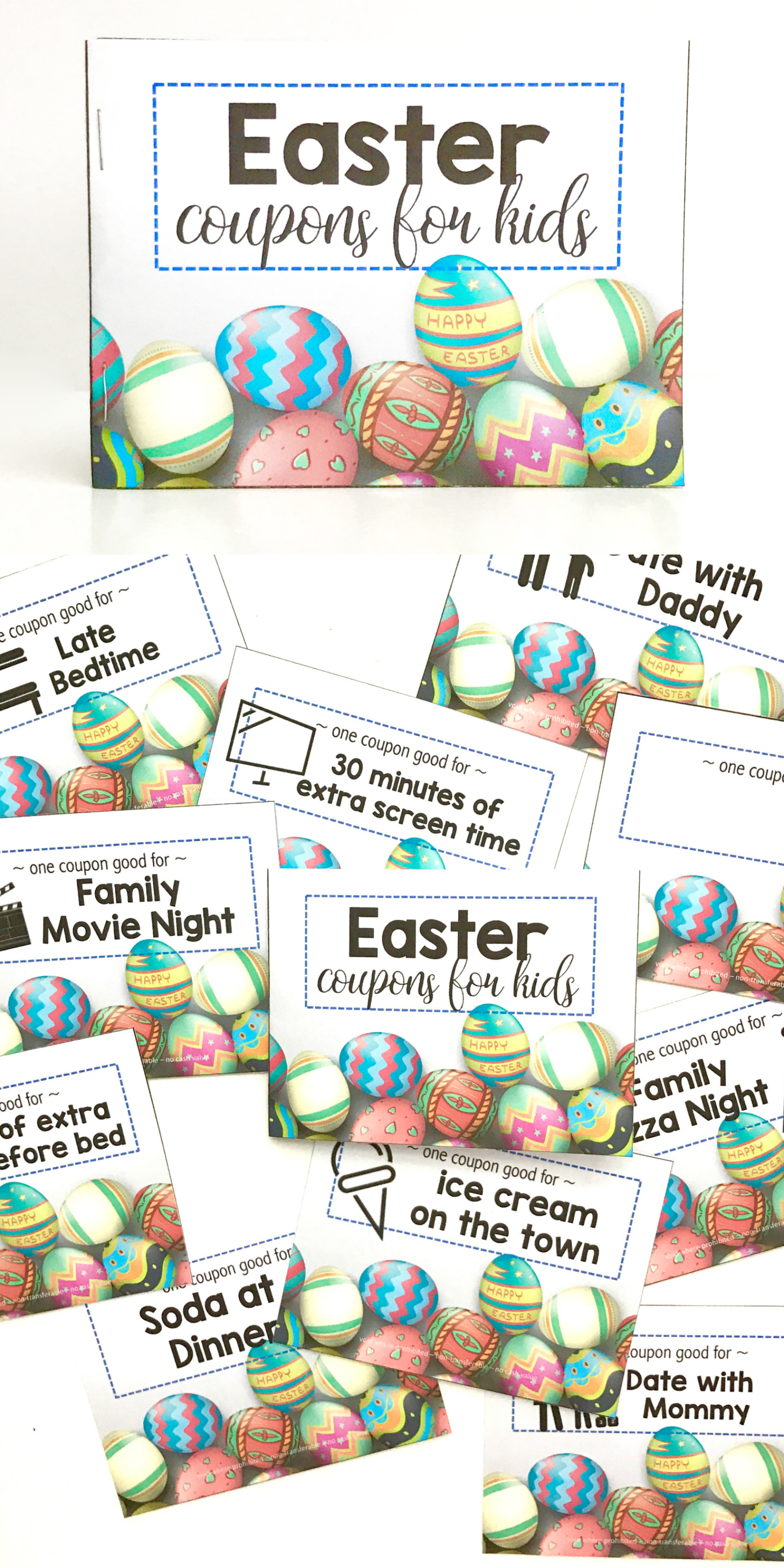 Printable Easter Coupons For Kids - I Can Teach My Child! - Free Printable Crayola Coupons