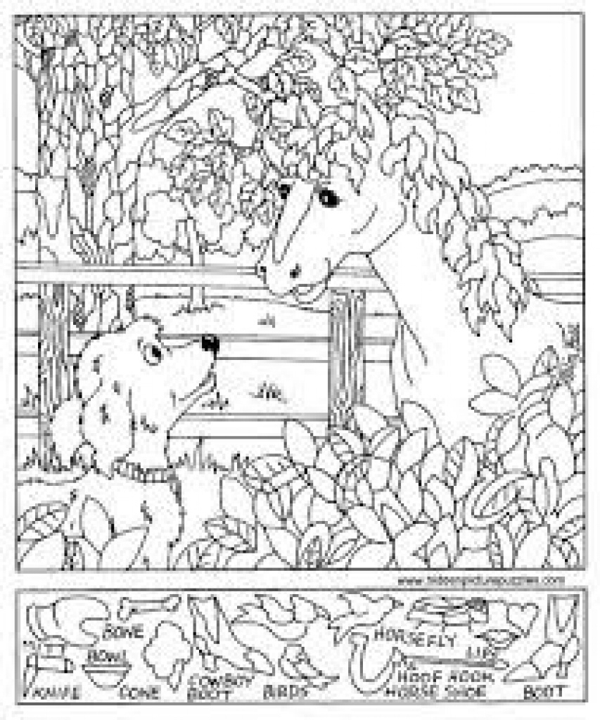 Printable Find Hidden Objects Games   Free Printable Hidden Pictures - Free Printable Hidden Object Games