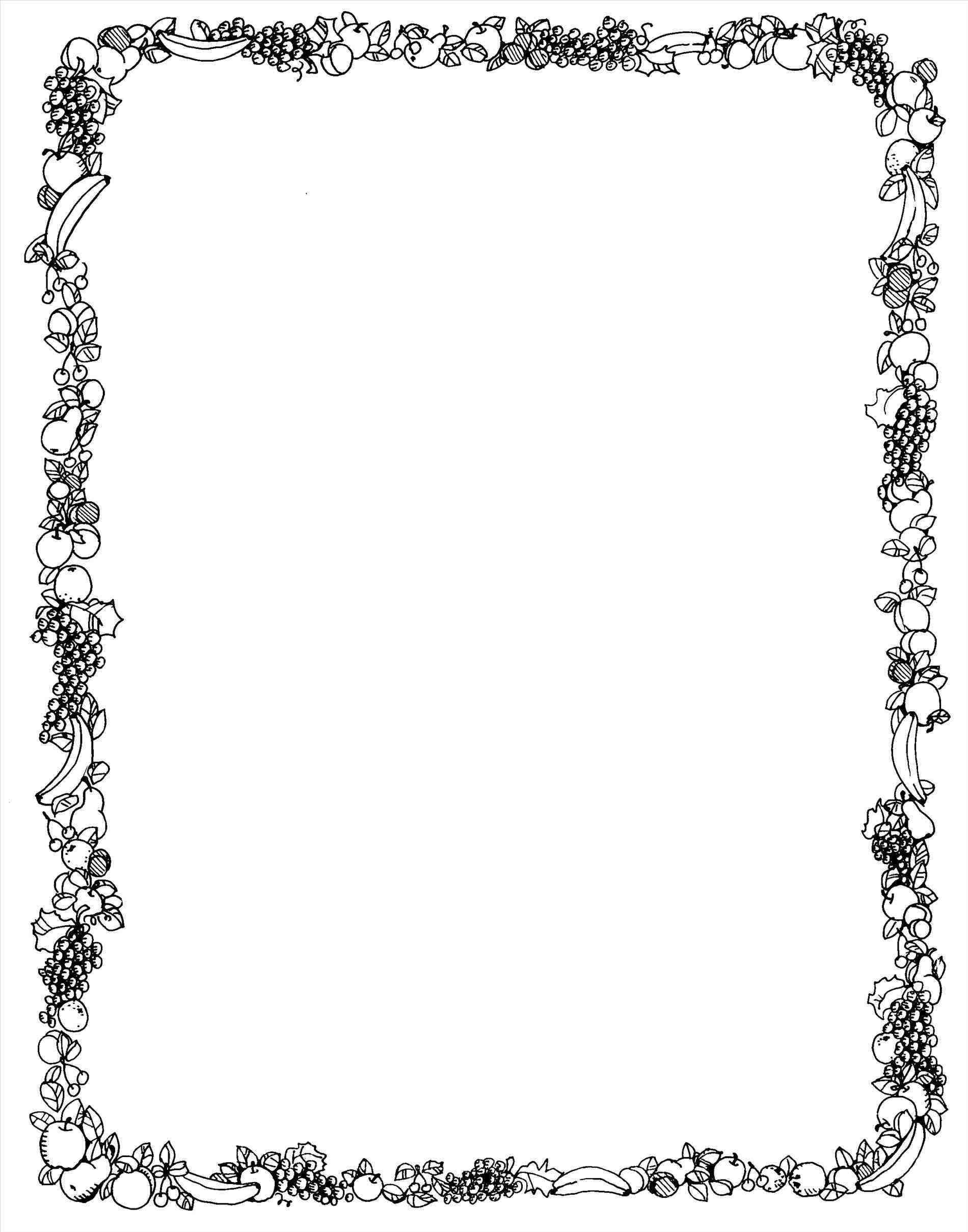 Printable Free Printable Border Templates Bordered Paper Designs - Free Printable Border Paper