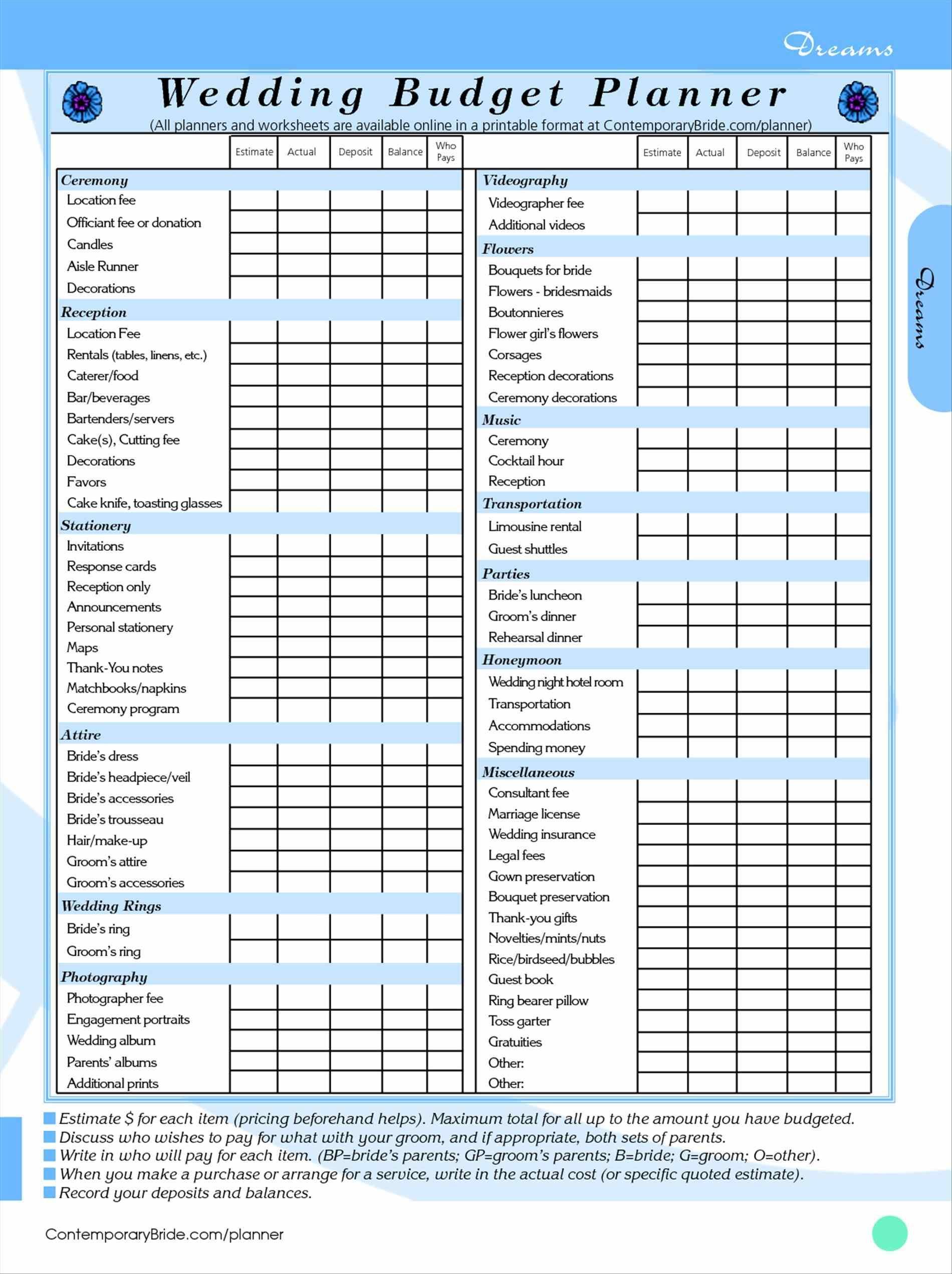 Printable Gay Wedding Planner – Free Wedding Template - Free Printable Wedding Planner Book