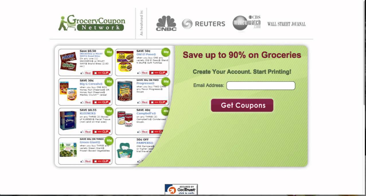 Printable Grocery Coupons - Free Printable Grocery Coupons - Youtube - Free Printable Grocery Coupons