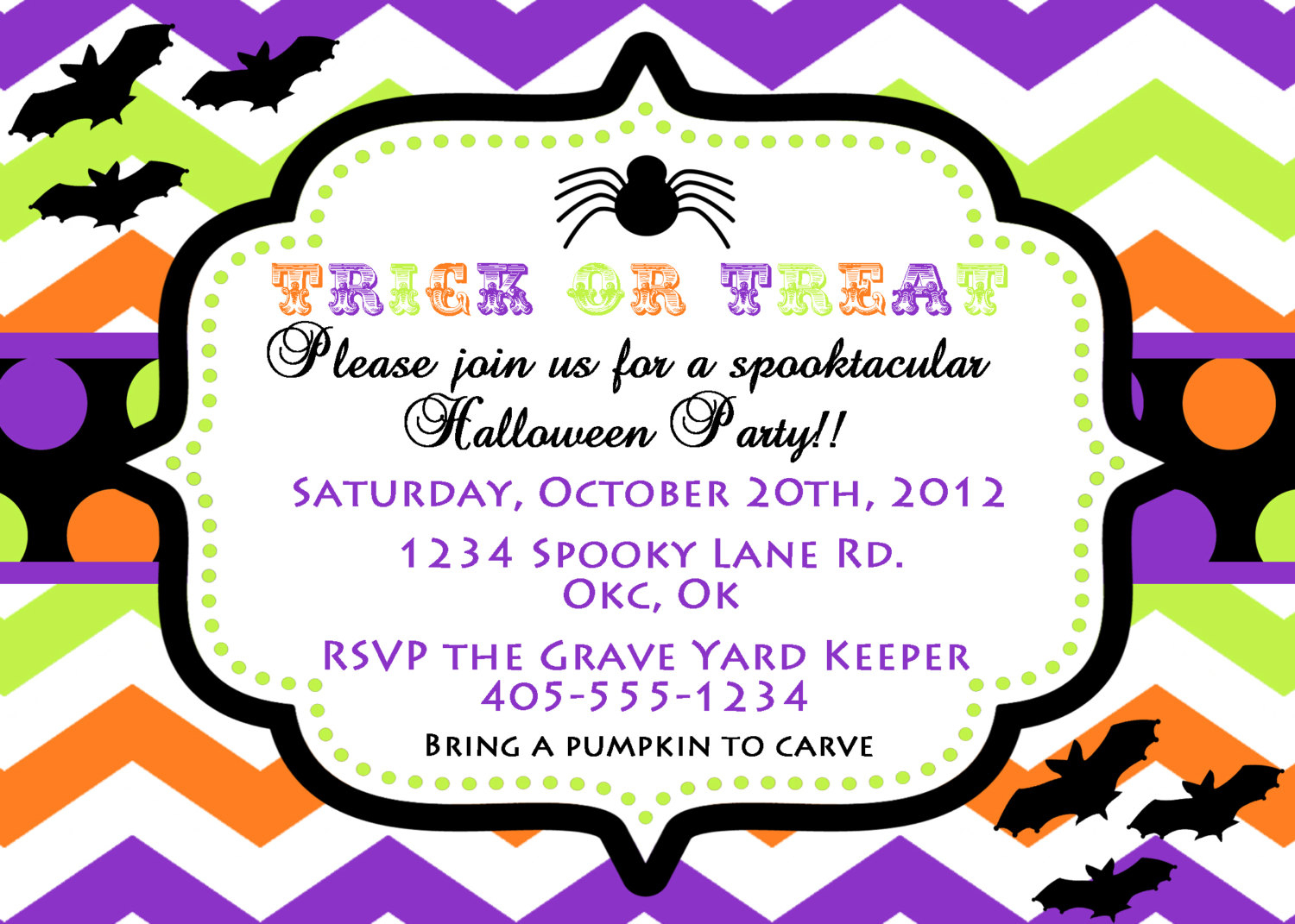 Printable Halloween Party Invitations Printable Halloween Party - Free Online Halloween Invitations Printable