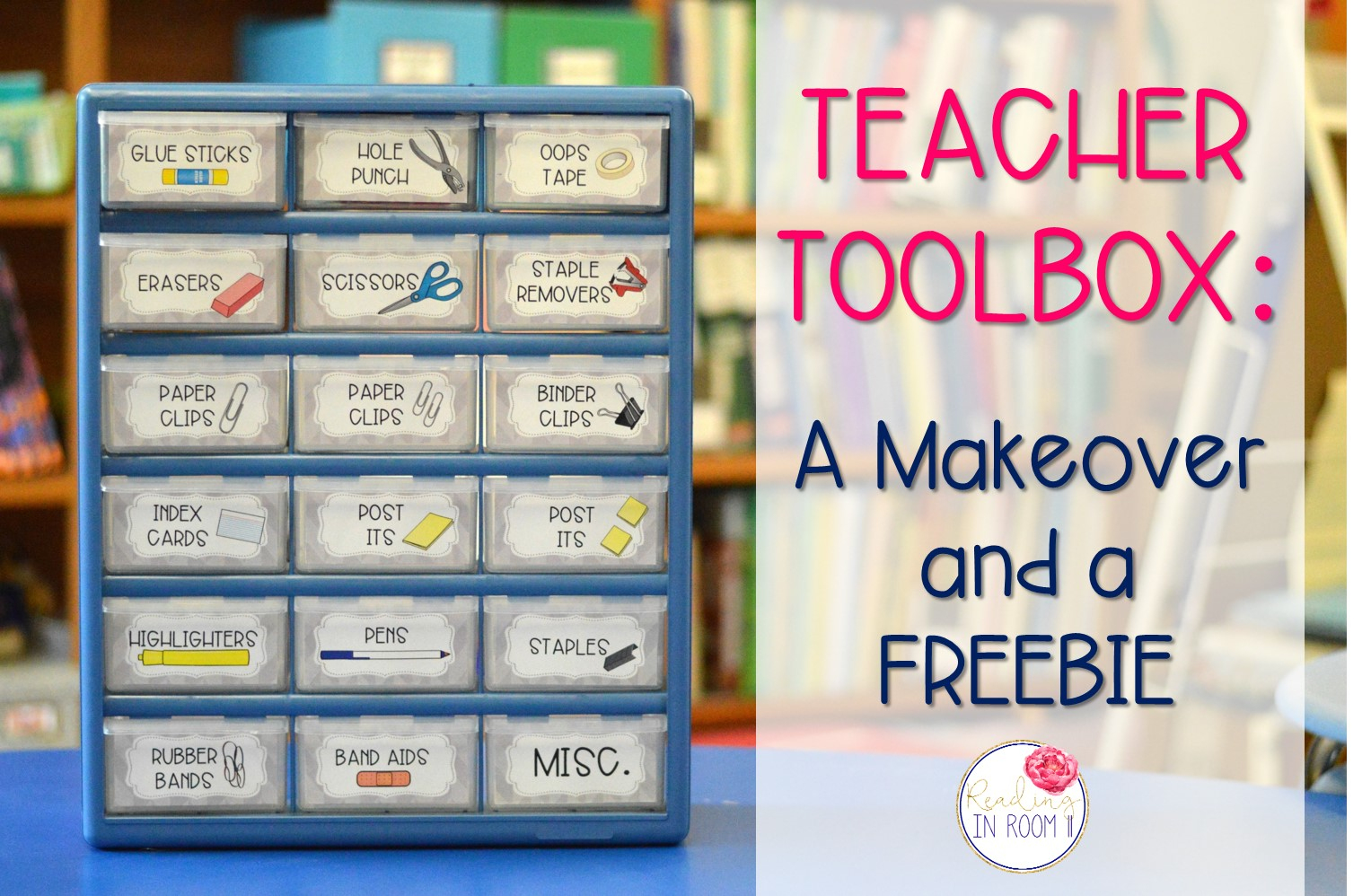 Printable Labels For Teacher Toolbox | Download Them Or Print - Free Printable Teacher Toolbox Labels