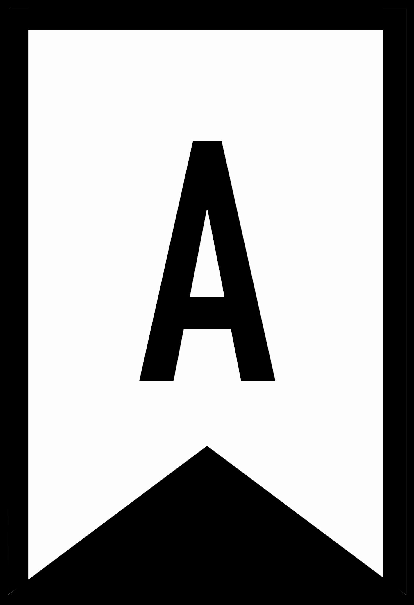Printable Letters – Basecampjonkoping.se - Free Printable Alphabet Letters For Banners