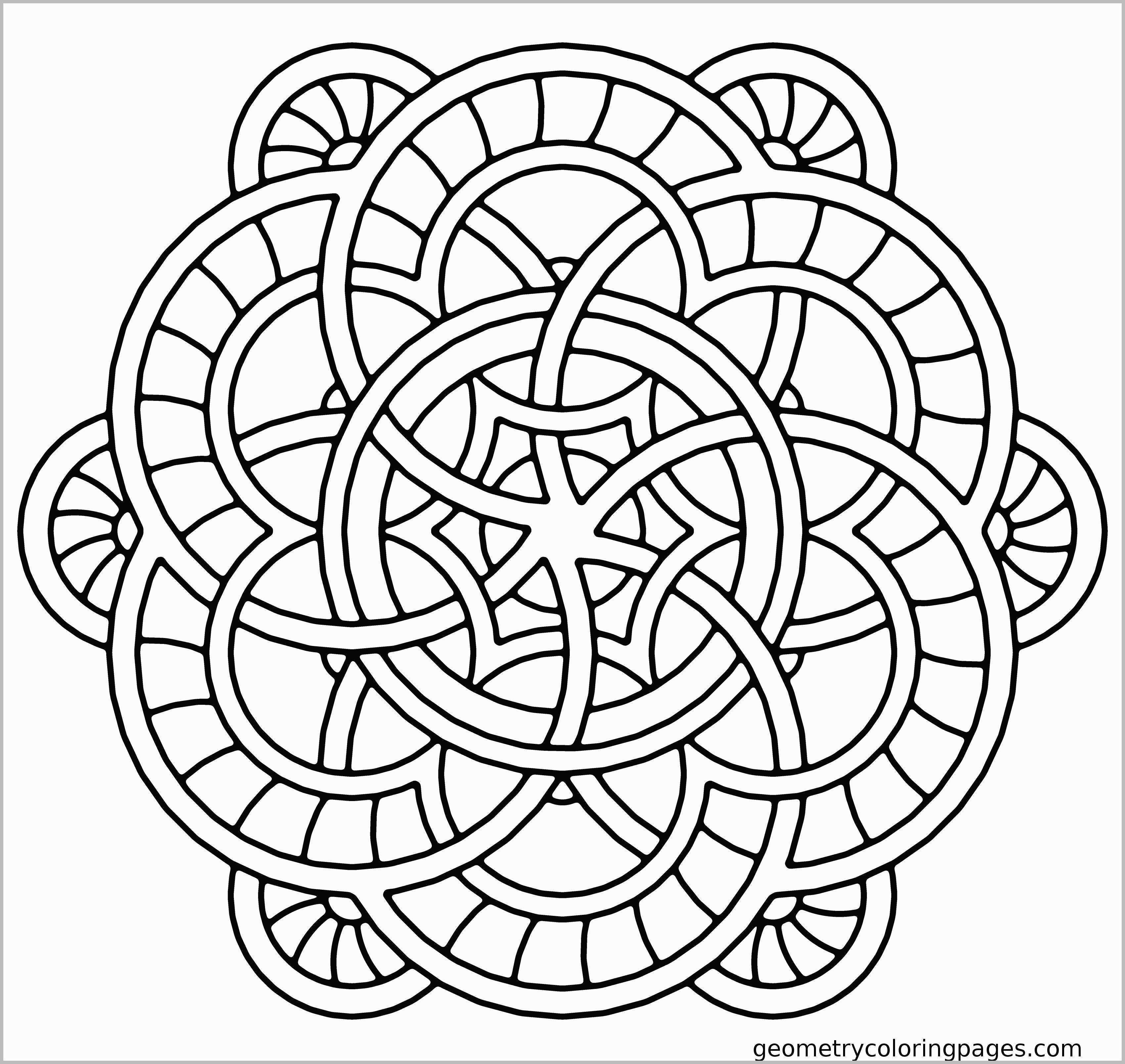 Printable Mandala Coloring Pages For Adults - Mandala Coloring Pages - Free Printable Mandala Coloring Pages