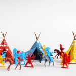 Printable Papercraft Teepee Village | Do It Yourself's | Paper   Free Printable Teepee