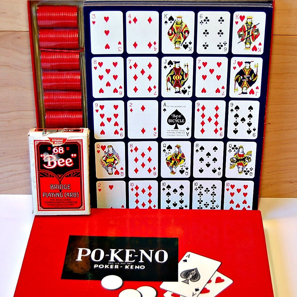 Printable Pokeno Game Boards | Www.topsimages - Free Printable Pokeno Game Cards
