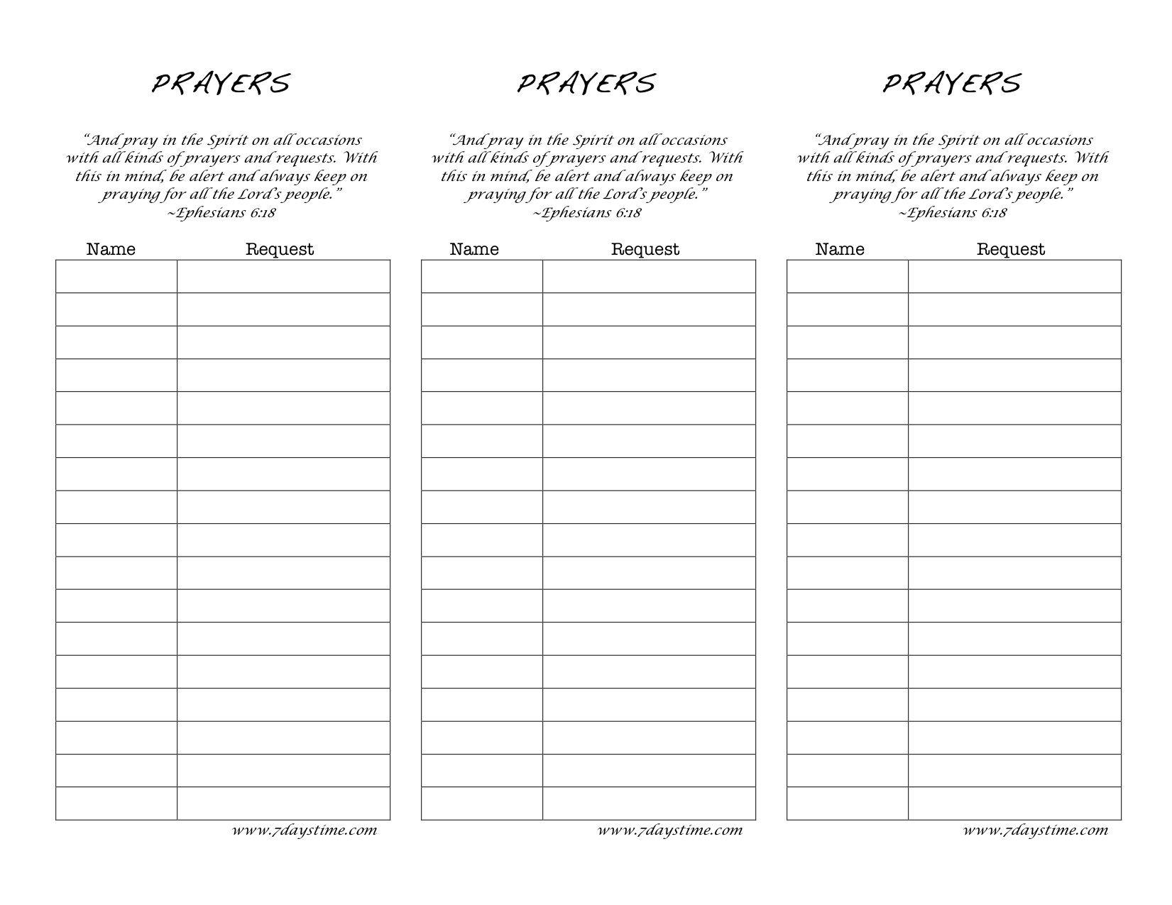 Printable: Prayer Cards | Prayer Journals | Pinterest | Prayer Cards - Free Printable Prayer Cards