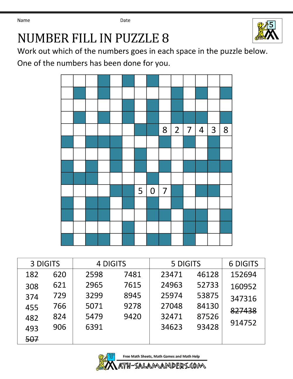 Printable Puzzles Com – Jowo - Free Printable Puzzles For Adults
