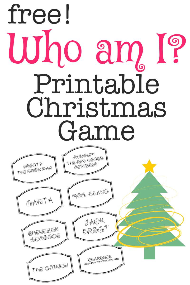 Printable Religious Christmas Games – Festival Collections - Free Printable Religious Christmas Games