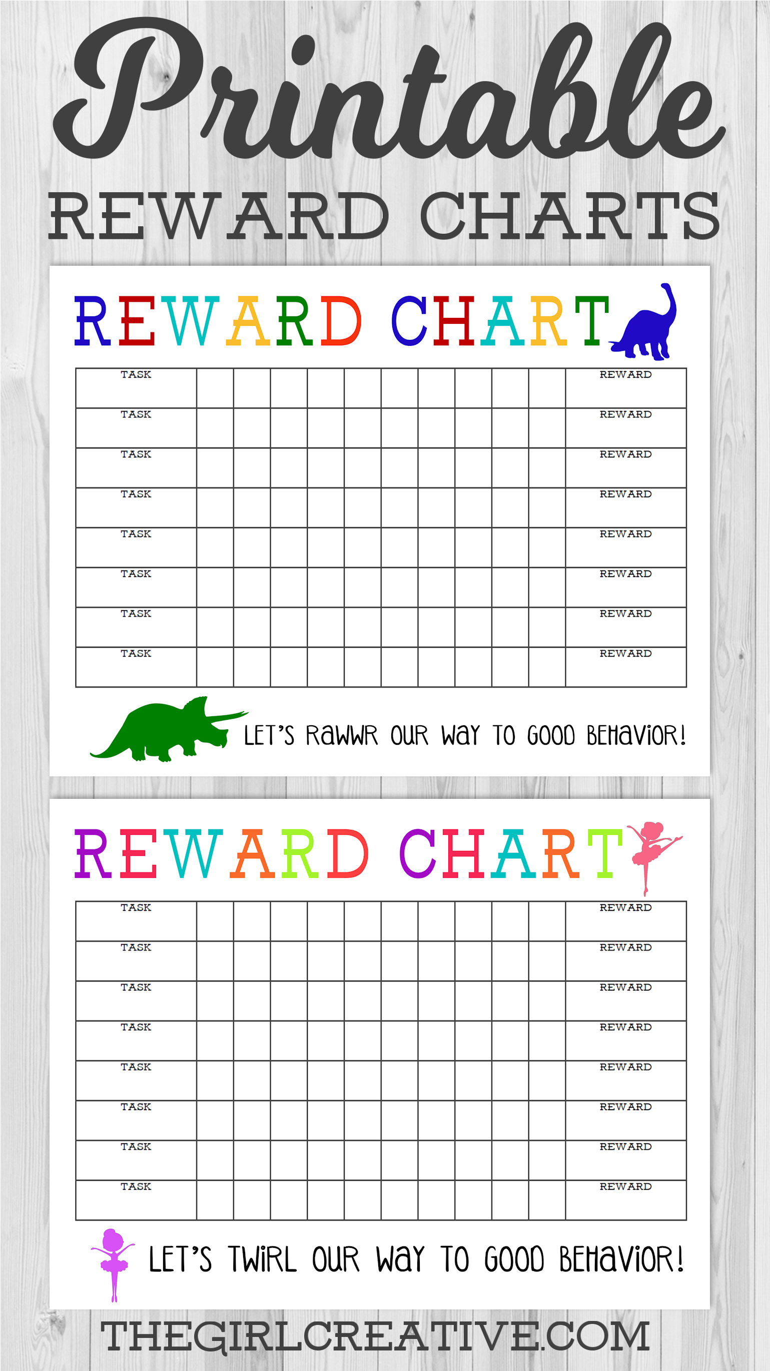 Printable Reward Chart | Share Today's Craft And Diy Ideas - Free Printable Incentive Charts For Students