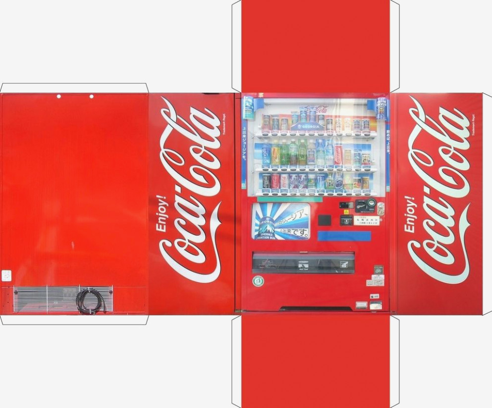 Printable: Soda Machine Labels Printable Free Templates Large Size - Free Printable Vending Machine Labels