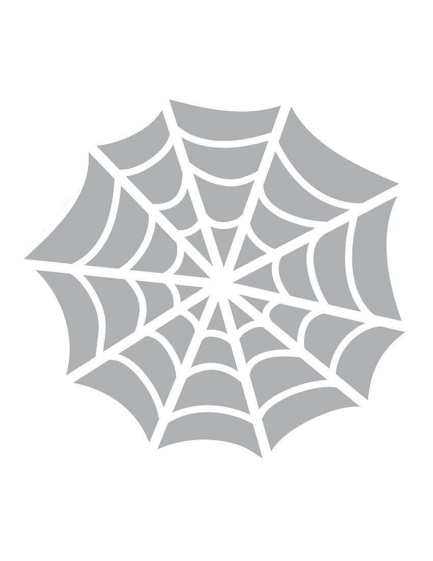 Printable Spider Web Stencil - Coolest Free Printables. This Stencil - Spider Web Stencil Free Printable