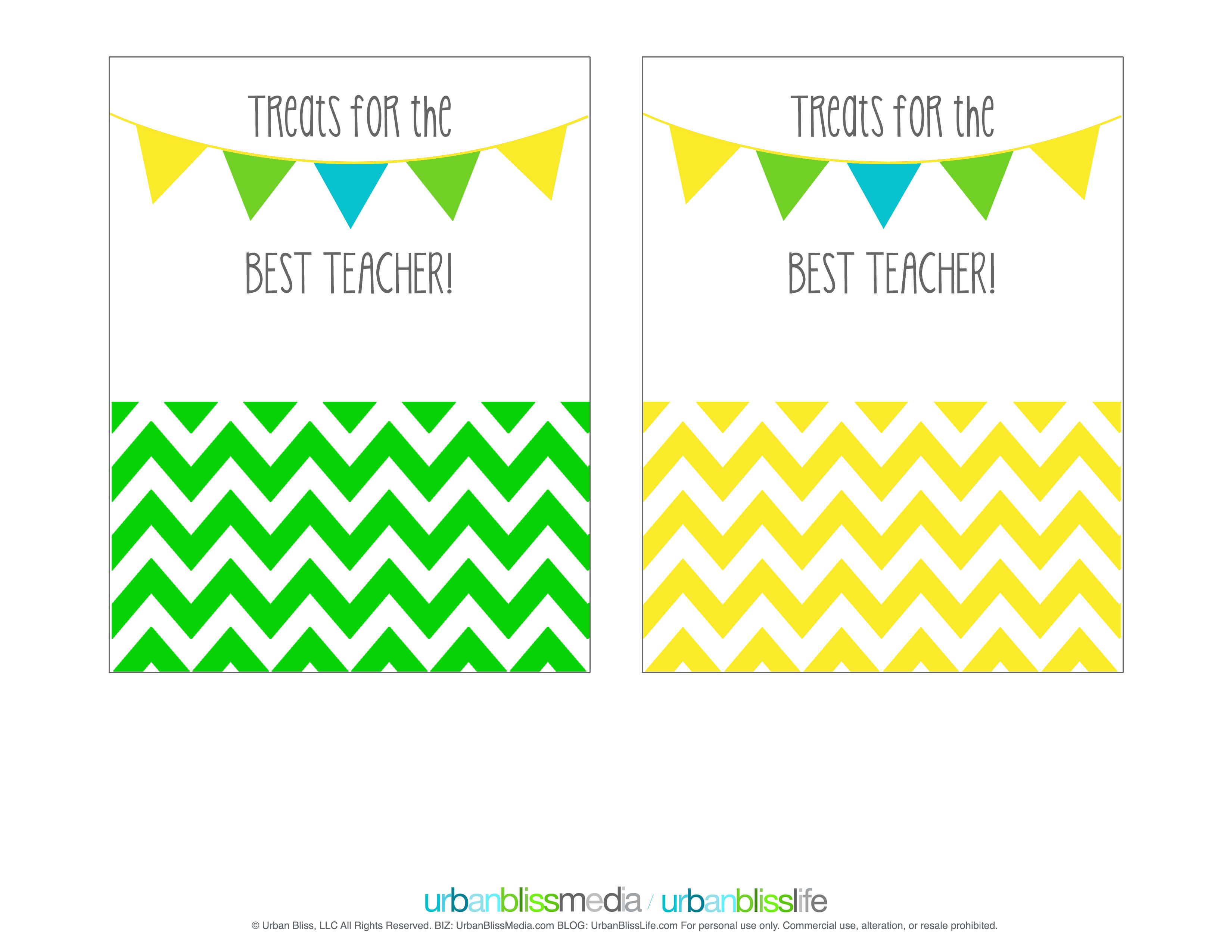 Printable Teacher Appreciation Gift Card Holder | Today's Creative Life - Free Printable Teacher Appreciation Cards