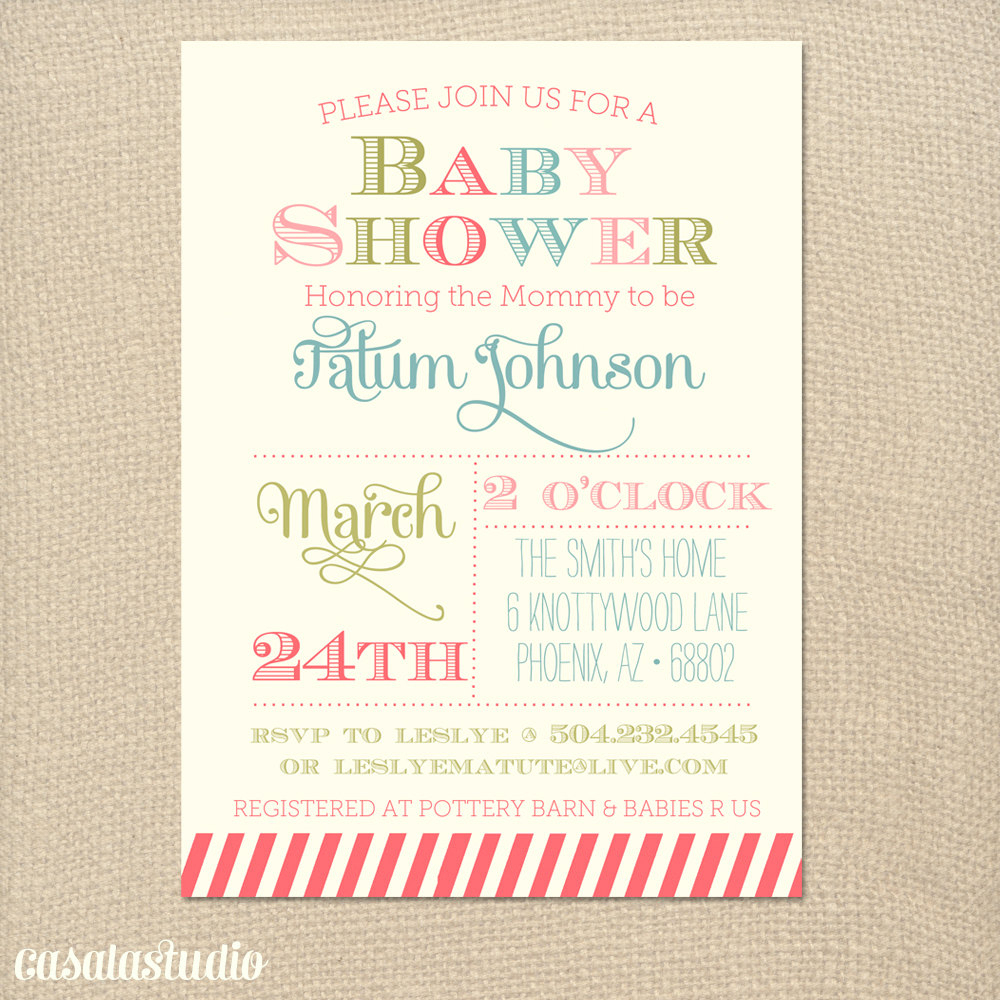 Printable Twin Baby Shower Invitation Templates • Baby Showers Design - Free Printable Twin Baby Shower Invitations