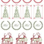 Printable   Vintage Christmas Stickers   The Graphics Fairy   Free Printable Holiday Stickers