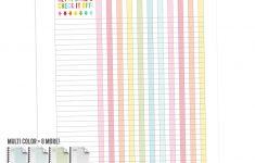 Printables | Misstiina – Planner Printable Free