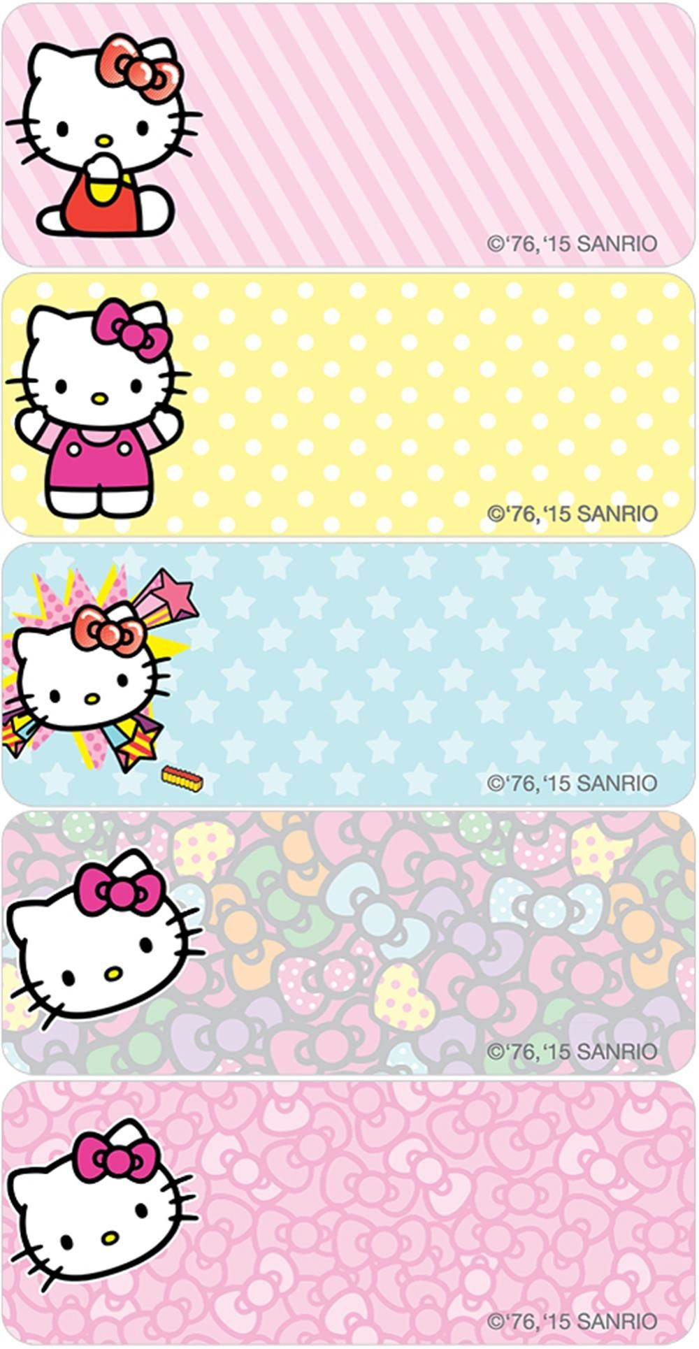 Product Image … | Hello Kitty | Pinte… - Hello Kitty Labels Printable Free