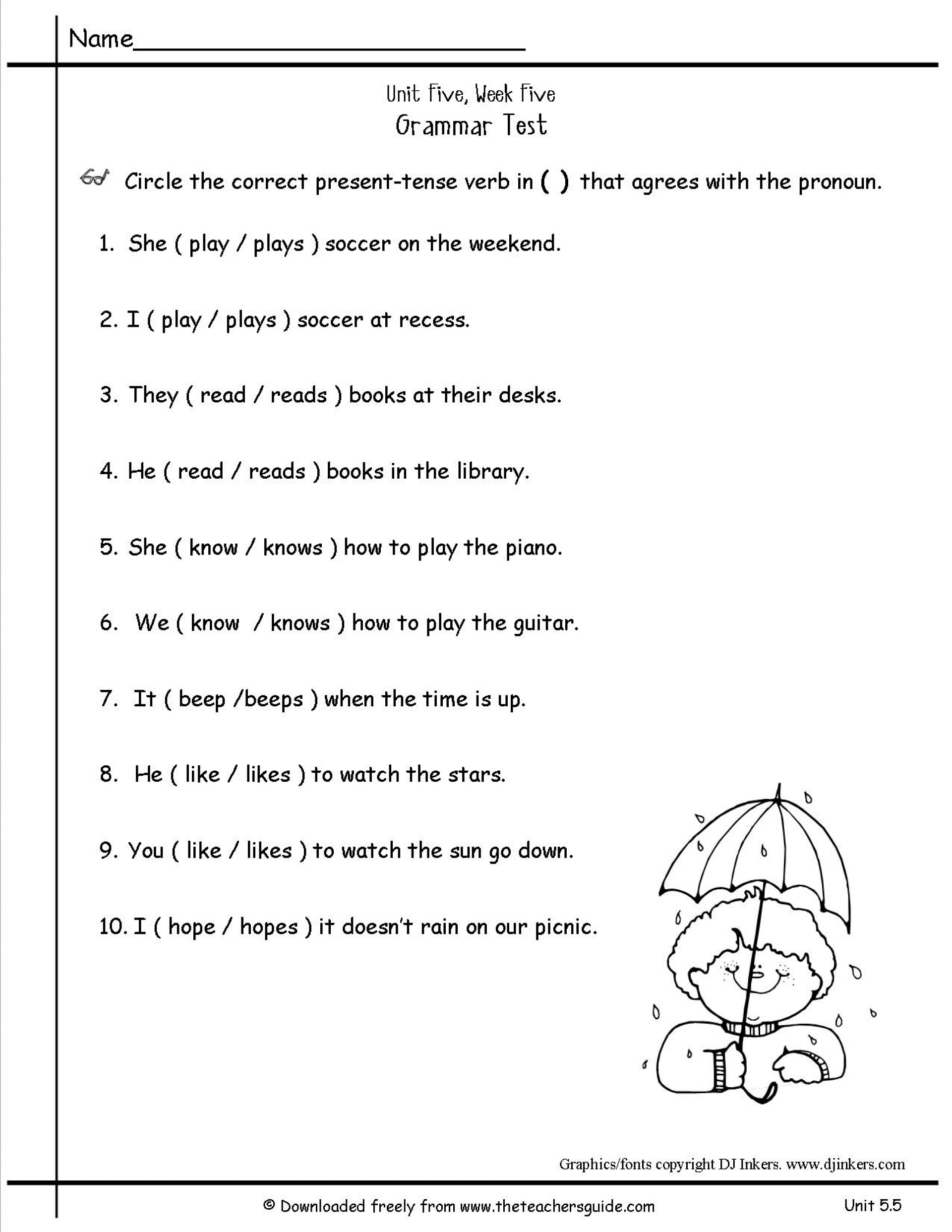 Pronoun Worksheets 2Nd Grade For Print | Worksheet News - Free Printable Pronoun Worksheets For 2Nd Grade