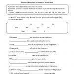 Pronouns Worksheets | Personal Pronouns Worksheets   Daily Language Review Grade 5 Free Printable