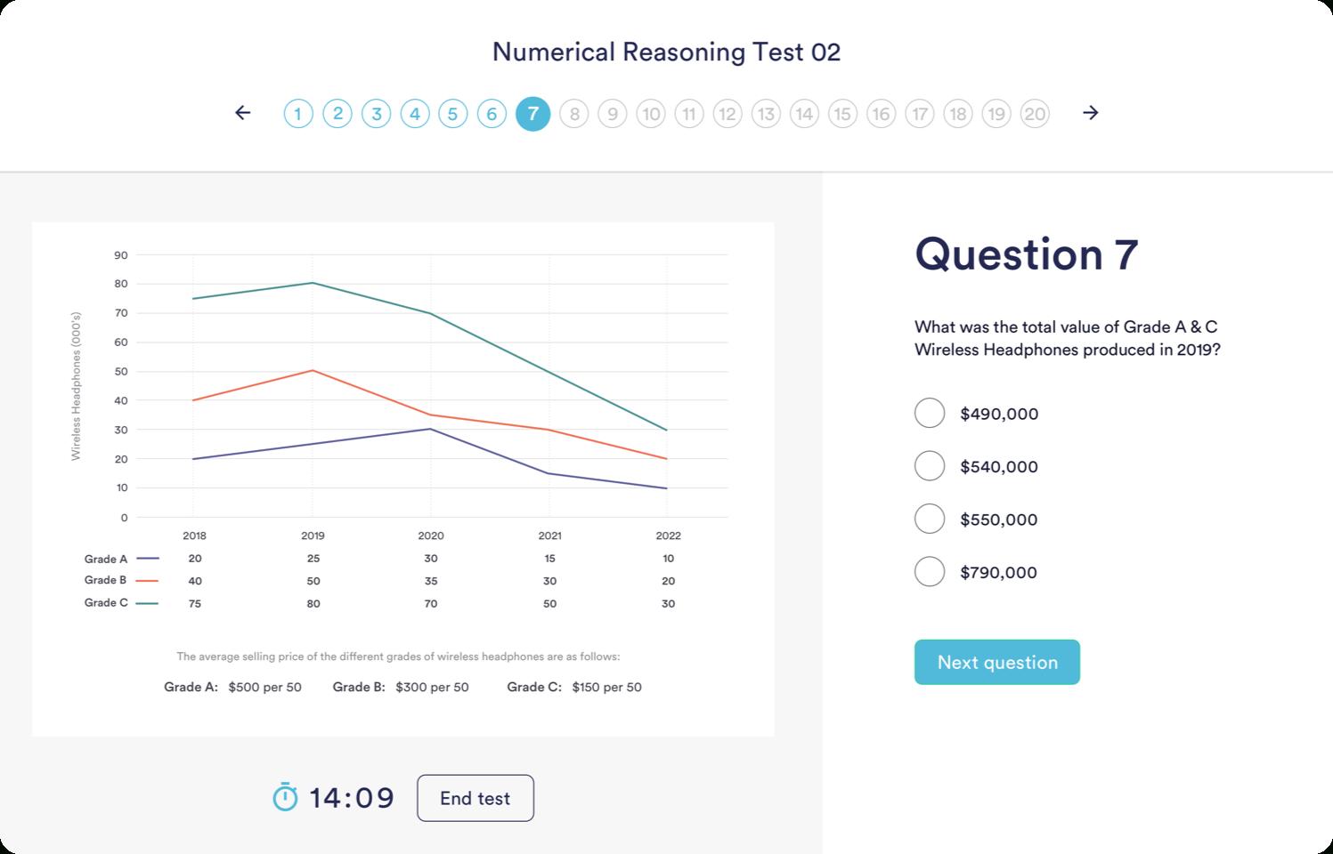 Psychometric Tests | Free Aptitude Tests - Free Printable Aptitude Test
