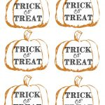 Pumpkin Tags Free Printable | Party Like A Cherry | Pinterest   Free Printable Halloween Tags