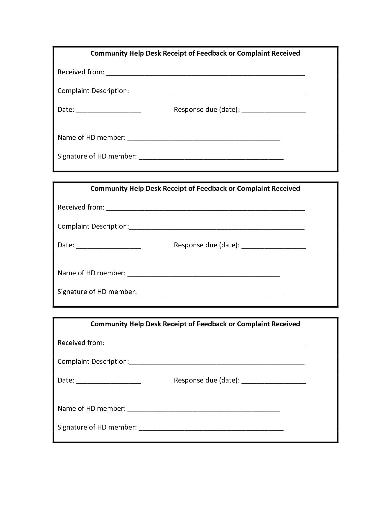 Receipt Book Template Doc Cakepins | Business Ideas | Pinterest - Free Printable Receipt Template