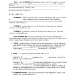 Rental Agreement Forms Free Printable Best S Of Free Rental Lease   Free Printable Lease Agreement Forms