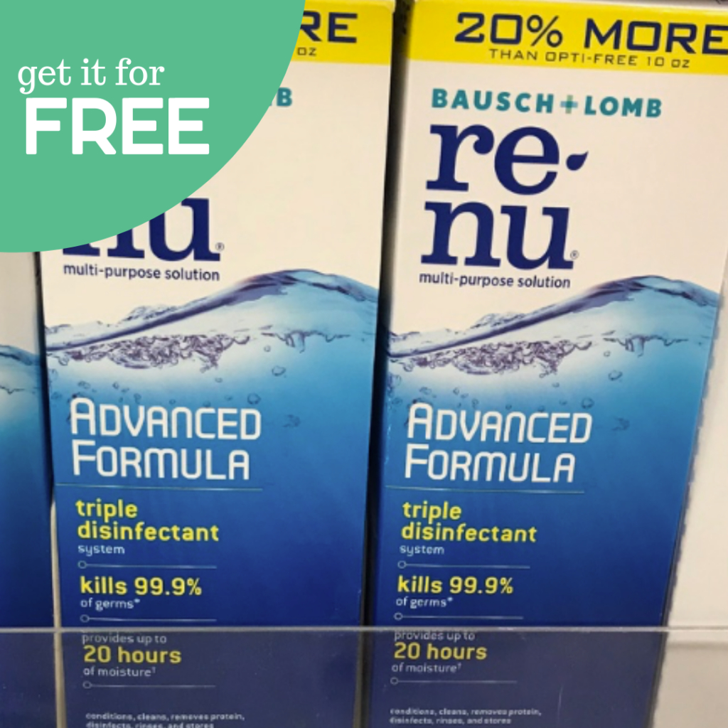 Renu Coupon | Contact Solution For Free :: Southern Savers - Free High Value Printable Coupons