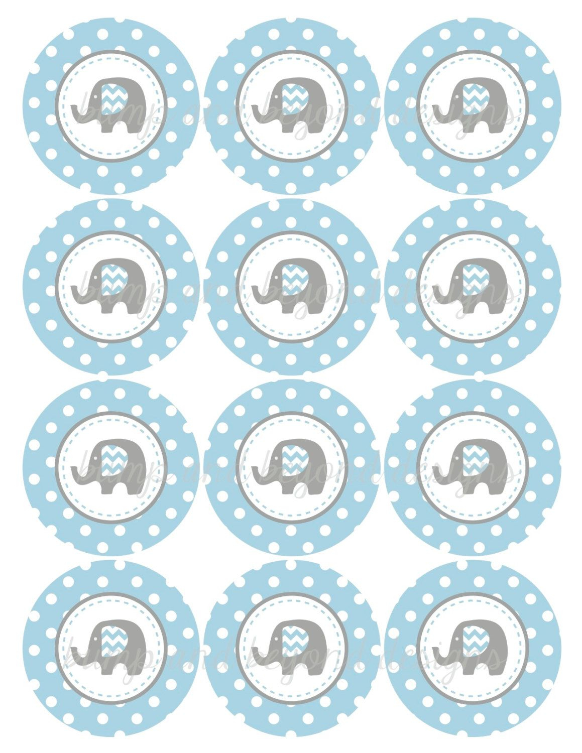 Resultado De Imagen Para Free Printable Elephant Baby Shower - Free Printable Baby Shower Decorations For A Boy