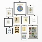 Roundup: Free Printables For Gallery Walls • Little Gold Pixel – Free Printable Art