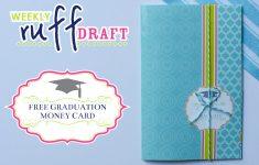 Ruff Draft: Free Printable Graduation Money Card – Anders Ruff – Free Printable Graduation Paper