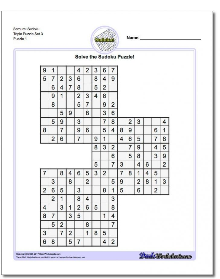 image about Sudoku Samurai Printable known as Totally free Printable Sudoku Simple Cost-free Printable Down load