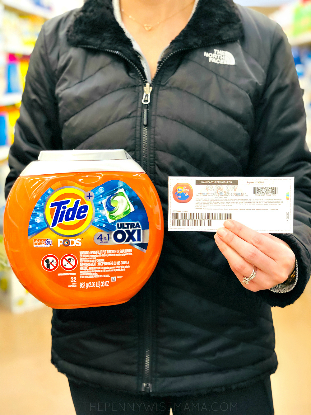 Save $3 On Tide Pods Laundry Detergent {Printable Coupon} - The - Tide Coupons Free Printable