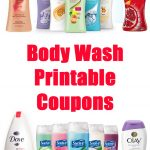 Save On Body Wash Using Printable Coupons (Olay, Suave, Dove & More   Free Dove Soap Coupons Printable